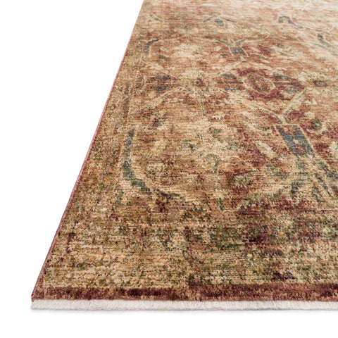 Kennedy Rust Multi Rug