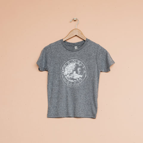 Kids Magnolia Seal Shirt