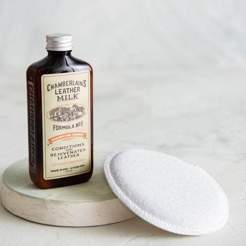 Chamberlains leather care liniment