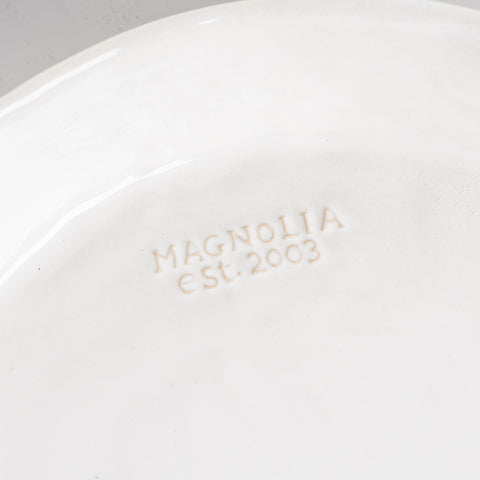 Magnolia Established Ceramic Pie Pan