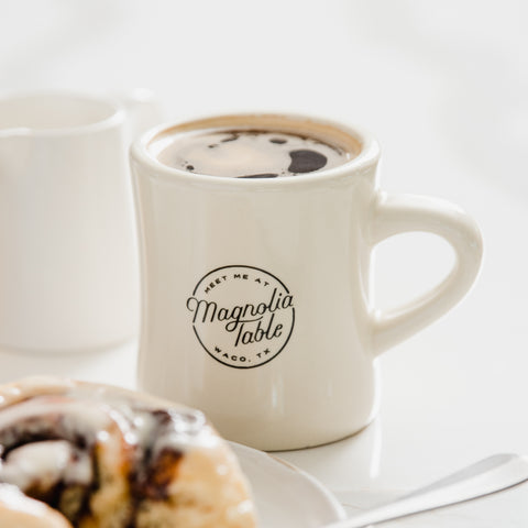 magnolia table diner mug
