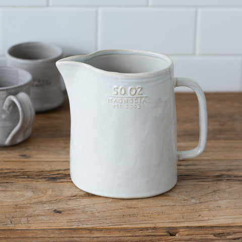 Magnolia Established Coffee Pitcher
