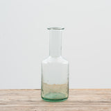medium glass apothecary bottle vase