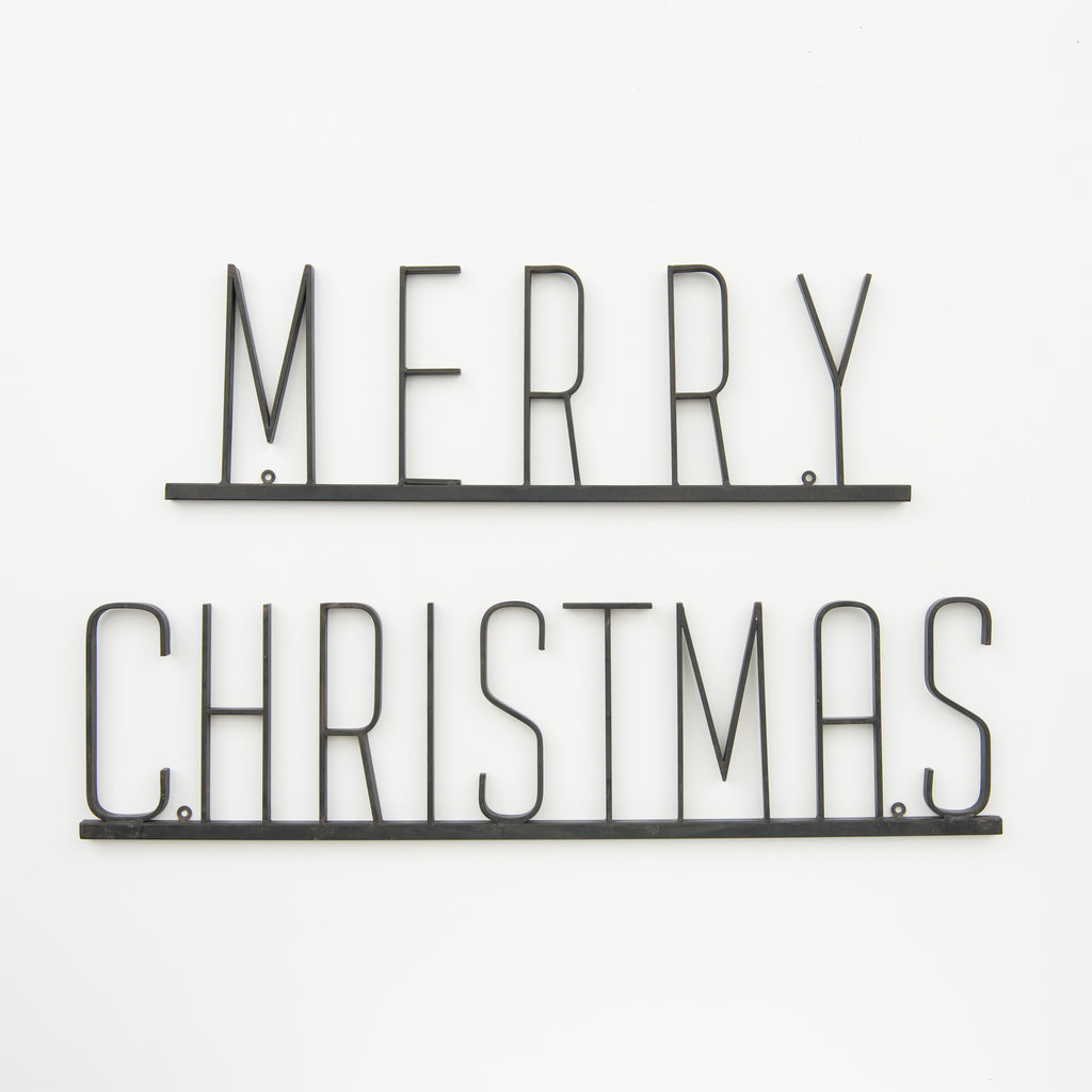 Merry Christmas Sign | Magnolia