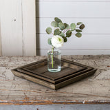 Wooden Square Trays