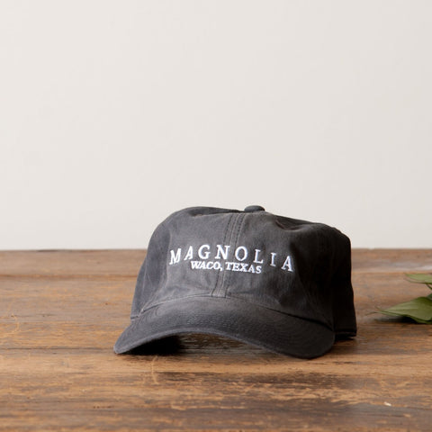 Magnolia Distressed Baseball Hat