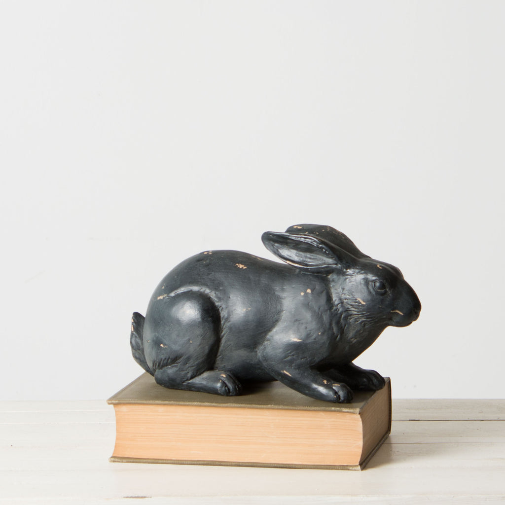 Black Decorative Rabbit
