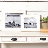 Cottage Shiplap Picture Frame