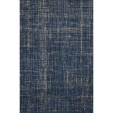 navy and cream jute rug'