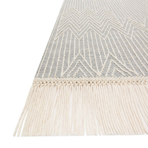Newton Light Gray Ivory Rug