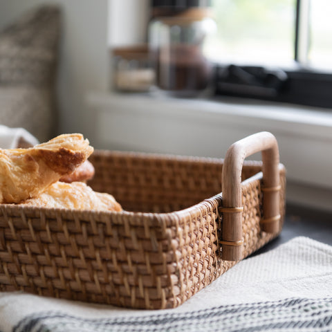 Nottingham Rattan Tray
