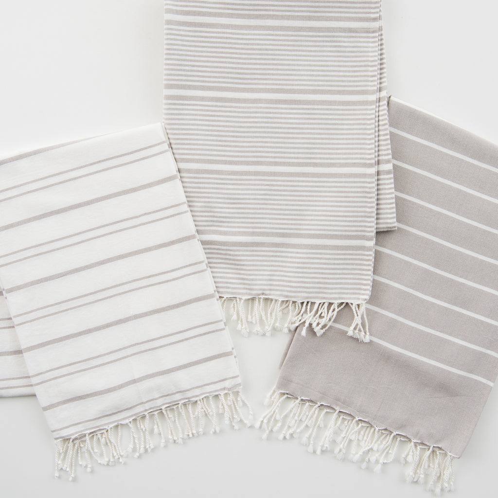 organic cotton fouta towel