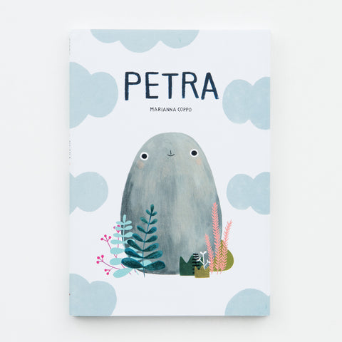 "Childrens book titled ""Petra"""
