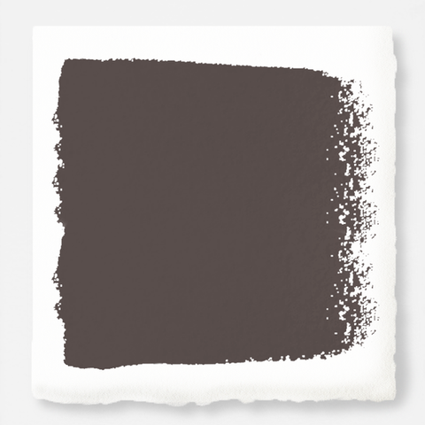 Deep haze gray with silver notes exterior paint