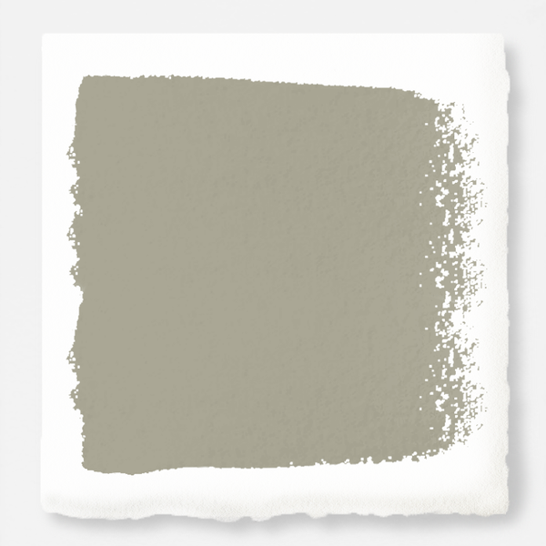 Cloudy hazel mixed with oatmeal beige exterior paint