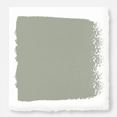 Light overcast gray exterior paint
