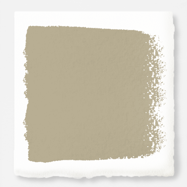 Khaki tan exterior paint