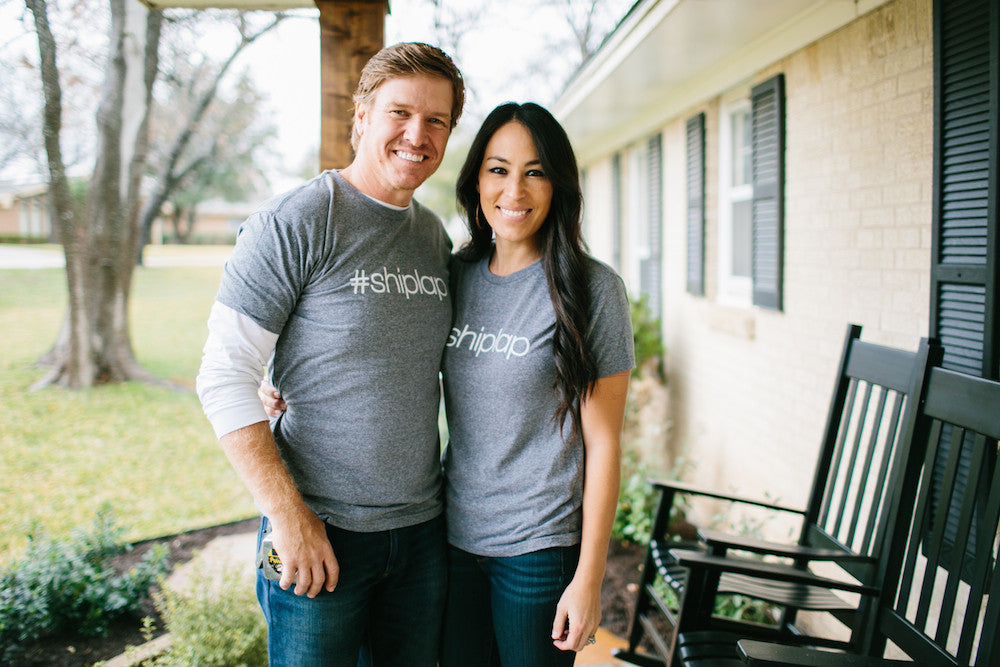 Shiplap t shirt magnolia market chip joanna gaines for How much do chip and joanna gaines make