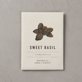 sweet basil seeds