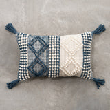 Teal Joslin Pillow