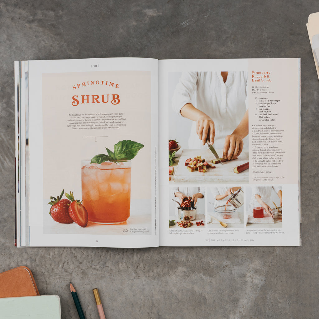 The Magnolia Journal: Spring 2019 Issue