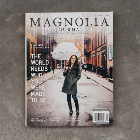 Magnolia Journal Spring 2019 issue