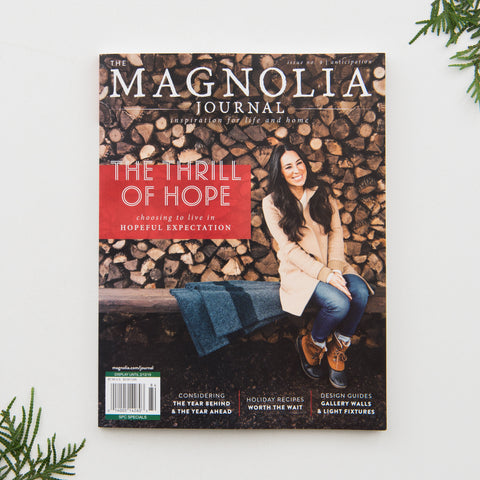 The Magnolia Journal - Winter 2018