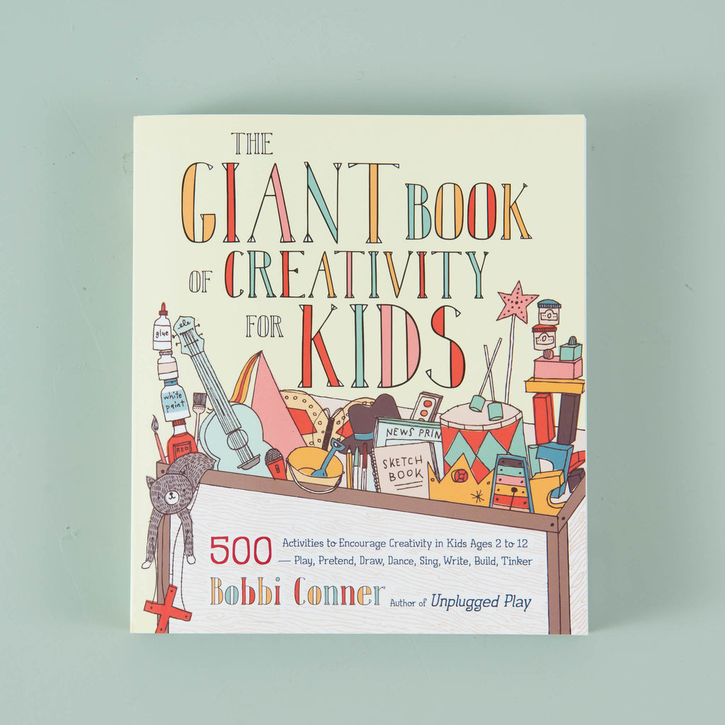 kids giant book of creativity