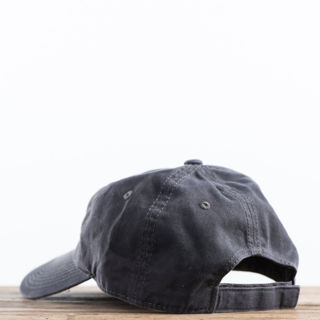 Grey Waco Hat