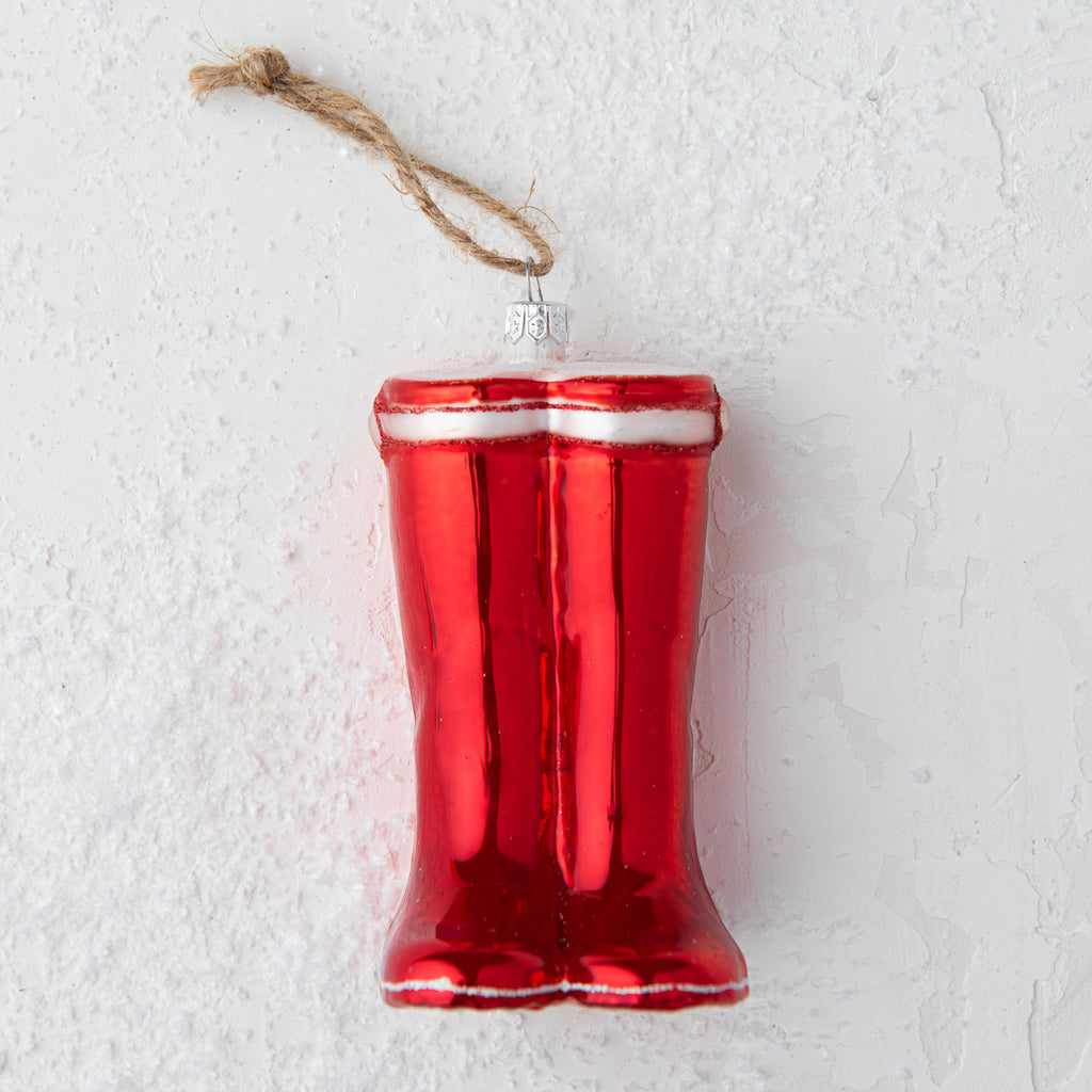 Wellies Ornament