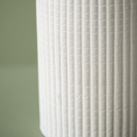 Zoe Striped Ceramic Vase