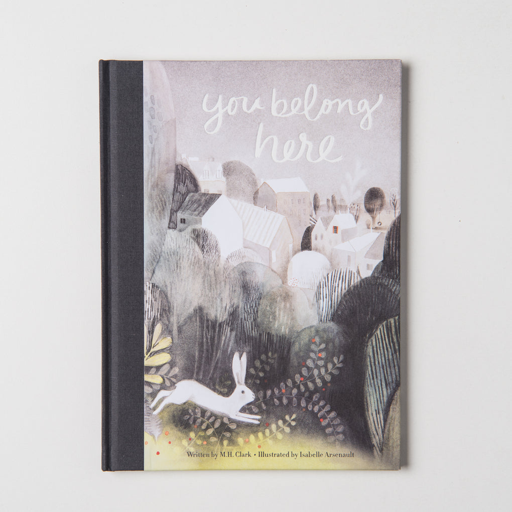 you belong here baby book
