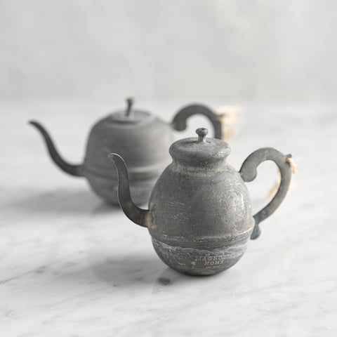 Zinc Teapot Ornament