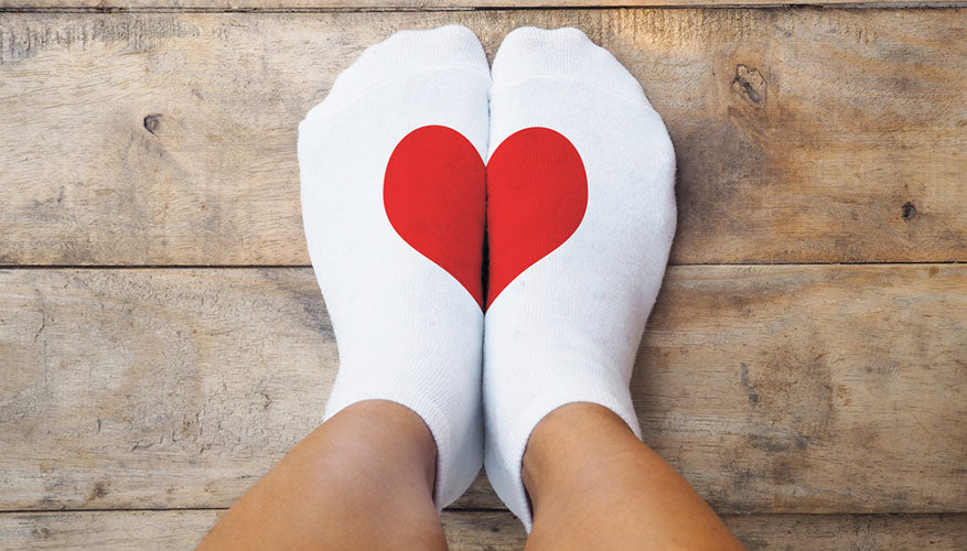 8 Best Socks to Make a Great Valentine's Day Gift