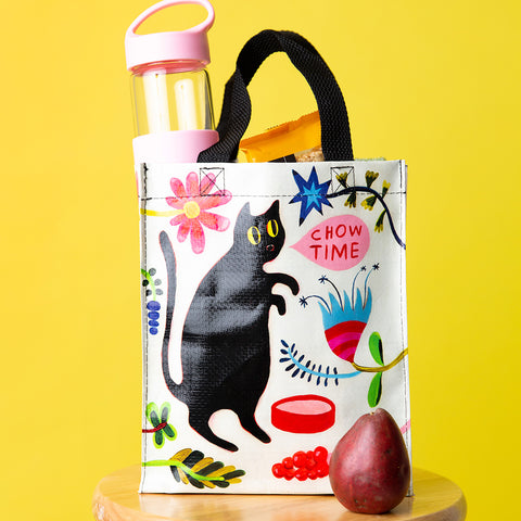 Chow time small tote bag