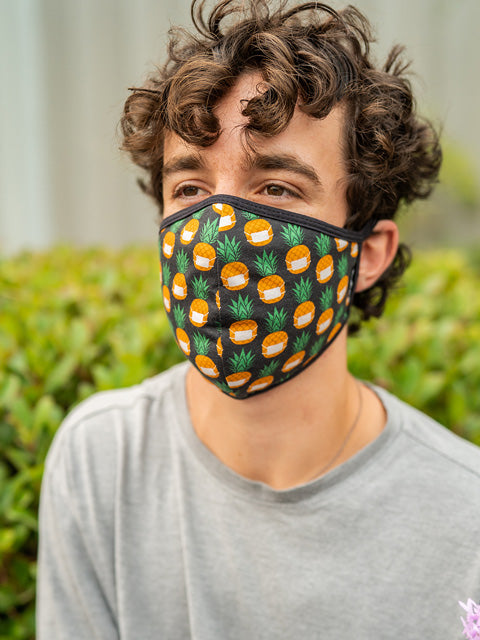 funny face masks from Headline