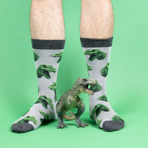 Rex Your Muscles bamboo socks for men