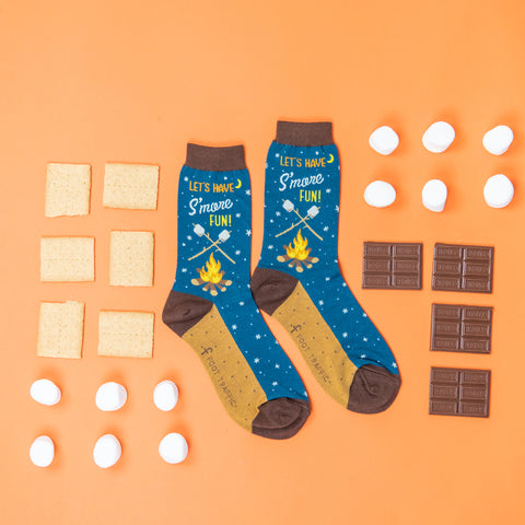 s'mores socks for women