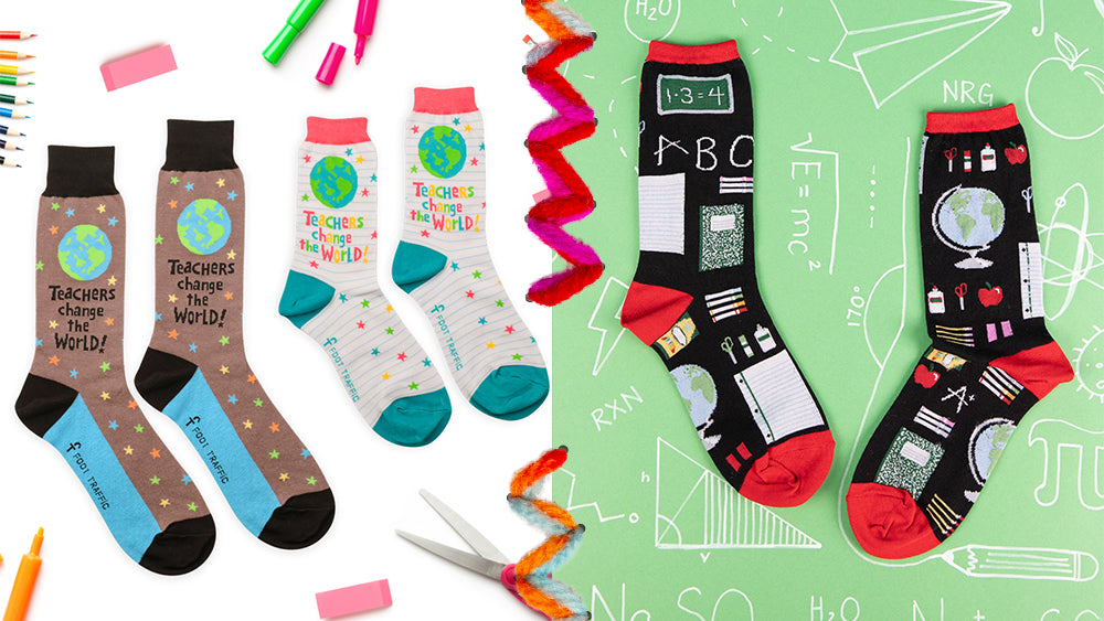 Best Socks for Teachers