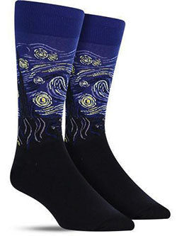 Starry Night Socks