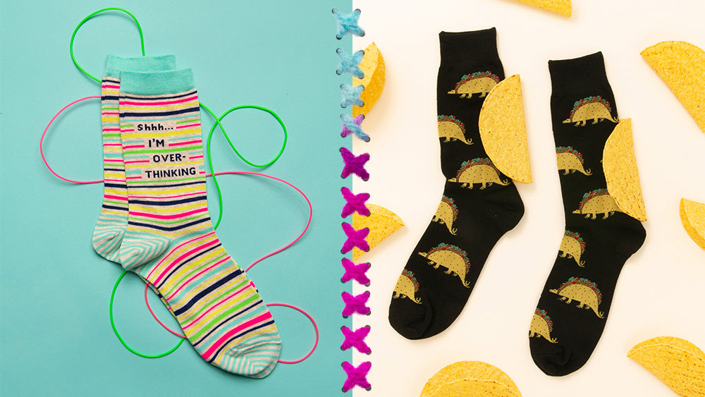 Our best selling funny socks!