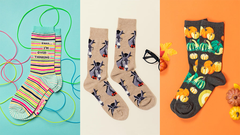 Hottest Summer and Fall Socks
