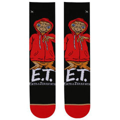 Funny movie socks with E.T. the Extra-Terrestrial