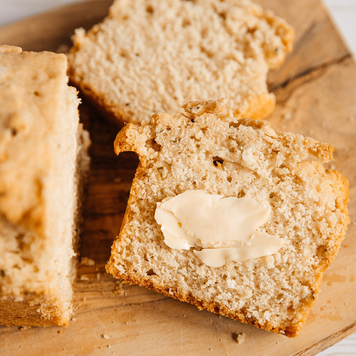 Tin Roof Beer Bread