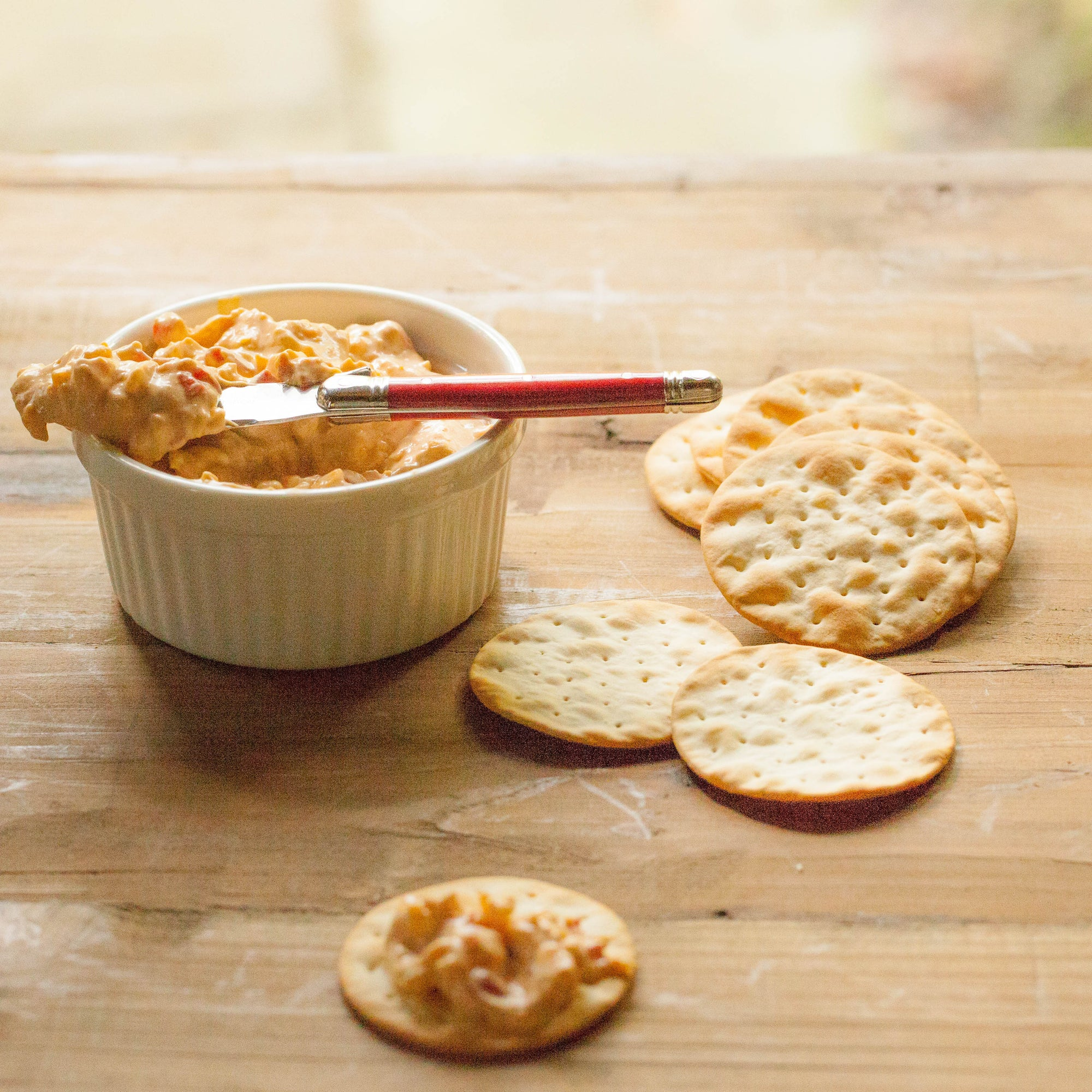 Smoky Hot Pimiento Cheese