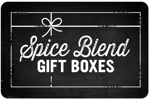 Spice Blend Gift Boxes