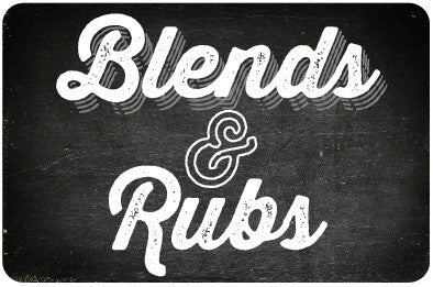 Blends and Rubs