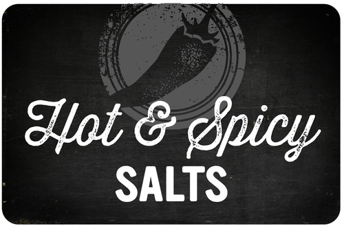 Hot & Spicy Salts