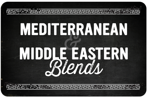 Mediterranean & Middle Eastern Blends