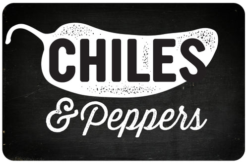 Chiles & Peppers